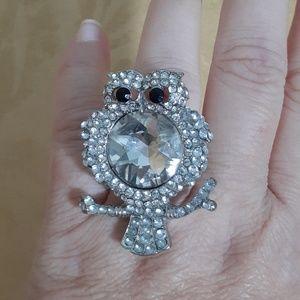 Jewelry - Owl Ring Fashion Jewelry